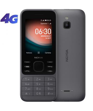 pNokia 6300 4G inicia la conversacion Permanece en contacto con tus seres queridos con WhatsApp y Facebook Sigue tus canales fa