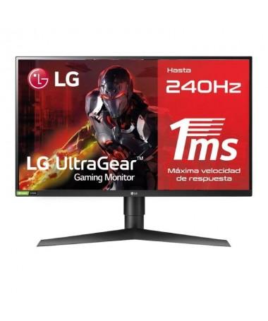 p ph2Cambia la historia con LG UltraGear h2El LG UltraGear8482 Gaming Monitor es un Monitor gaming potente con funciones de alt