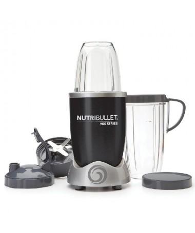 ppNutribullet es el extractor de nutrientes original Es capaz de romper las paredes celulares de los alimentos vegetales fibros