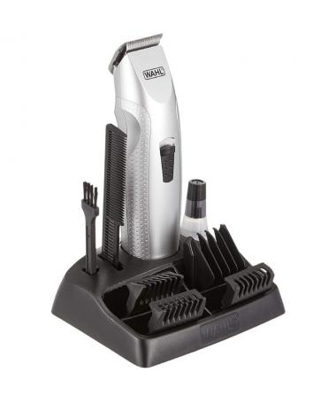 ppEste cortabarbas ofrece una precision de 2 8211 12 mm retira el peine guia para un corte apurado de 06mm Cuenta con 3 accesor
