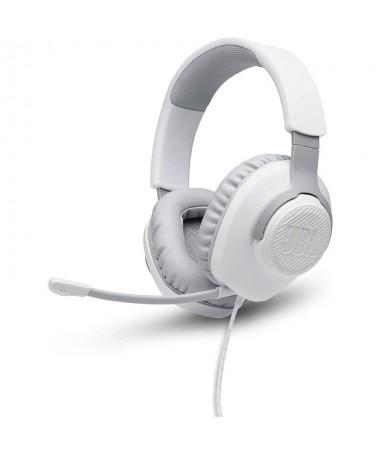 ph2Haga que su voz suene alta y clara h2pLos JBL Quantum 100 le permiten dirigir las tropas con total claridad El microfono dir