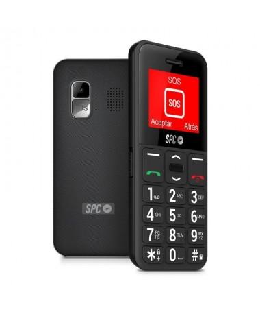 h2SPC FORTUNE 2 POCKET EDITION h2 Telefono para mayores con tecla SOS numeros grandes volumen alto en conversacion y funciones