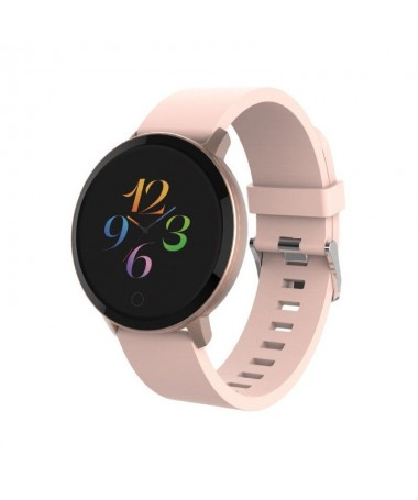pForevive Lite es el reloj inteligente perfecto para las personas que esperan que su reloj siempre les siga el ritmo brbrCon un