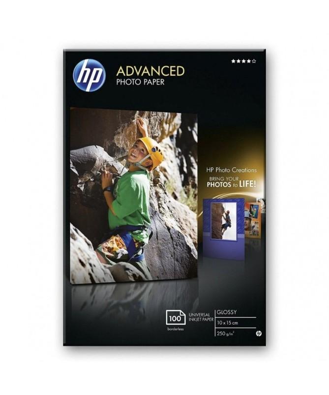 ul liEl papel fotograacutefico para instantaacuteneas HP Advanced le permite imprimir fotos fieles a la realidad con colores in