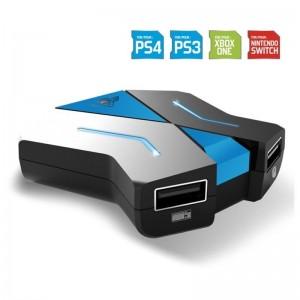 pul liConversor de controladores de consola li liUsa cualquier teclado y raton en tu consola li liCompatible con li ul liPS4 PS