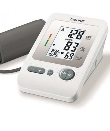 pEste tensiometro de brazo cuenta con una pantalla grande y de facil lectura que permite utilizarlo de forma comoda y sencilla