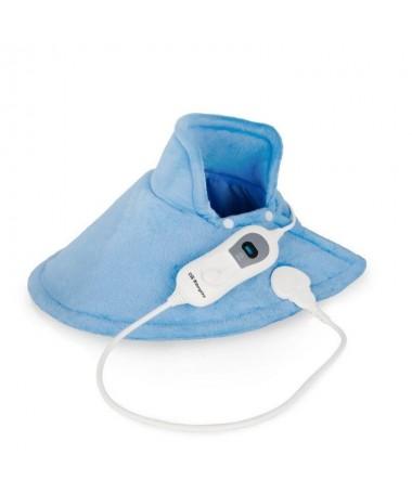 pul liAlmohadilla electrica especial cervicales que proporciona calor beneficioso y agradable li li6 niveles de potencia li liA