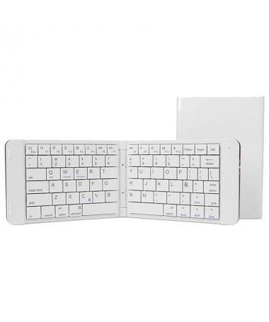 STRONGPractico y elegantebr STRONGUn teclado de reducidas dimensiones y elegante diseno que podras llevar encima para usar con