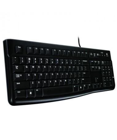 pCon teclas planas un diseno estandar y un diseno elegante y a la vez resistente este teclado USB permite permite escribir con