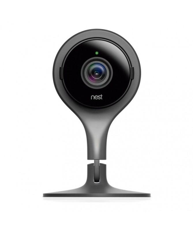 pul liCamara de vigilancia para interior Google Nest Cam Indoor li liCamara de vigilancia para interior para visualizar hasta e