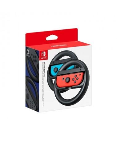 pAcopla el Joy Con a este accesorio para ponerte al volante de los juegos de tu Nintendo Switch Es una forma excelente de disfr