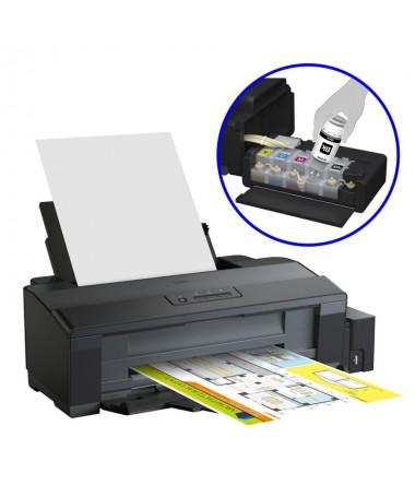 pulliImpresion a muy bajo coste El coste por pagina A3 mas bajo del mercado liliImpresion continua Con tinta para imprimir hast