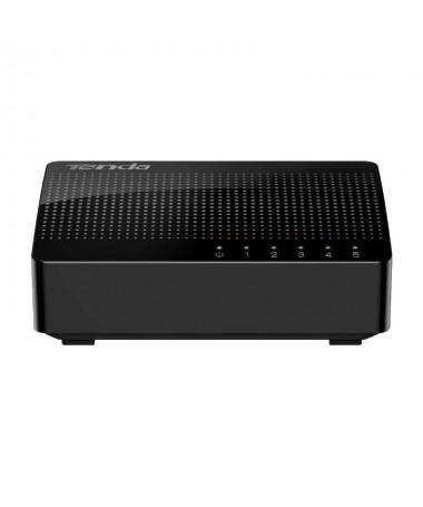 pEl SG105 es un Switch Gigabit de sobremesa de 5 puertos ideal para pequenas oficinas y oficinas domesticas Proporciona 5 puert