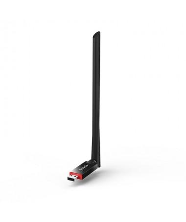 pTenda U6 La antena de alta ganancia OFC ultra larga de 6 dBi establece un record en alcance de transmision y recepcion de la s