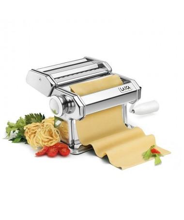 PMaquina para los amantes de la pasta casera fresca hecha en casabrPRODUCTOS genuinos y el placer de crear con tus propias mano